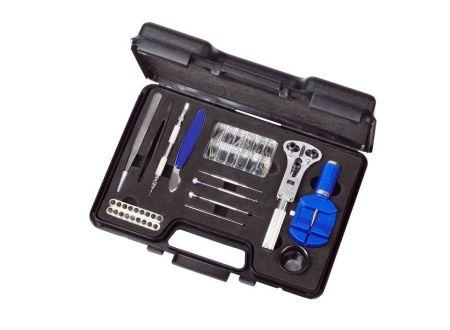 MK Handel GmbH Uhrmacher-Werkzeugsatz 35-tlg. bei handwerker-versand.de günstig kaufen