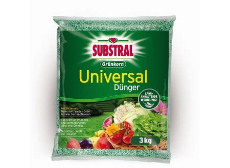 Scotts Substral Grünkorn Universaldünger 3 kg bei handwerker-versand.de günstig kaufen