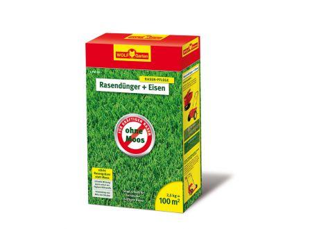 Gardena WOLF GARTEN Rasendünger L-PM 100 D-A bei handwerker-versand.de günstig kaufen