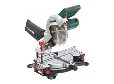 Metabo Kappsäge KS 216 M Lasercut bei handwerker-versand.de günstig kaufen