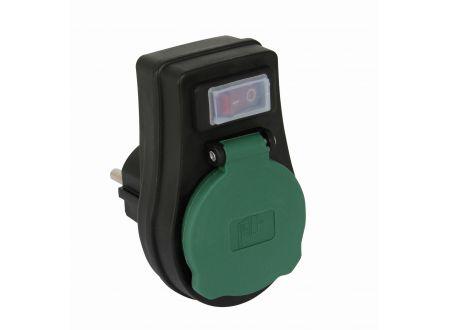 REV Ritter Adapter mit Schalter für Außen bei handwerker-versand.de günstig kaufen