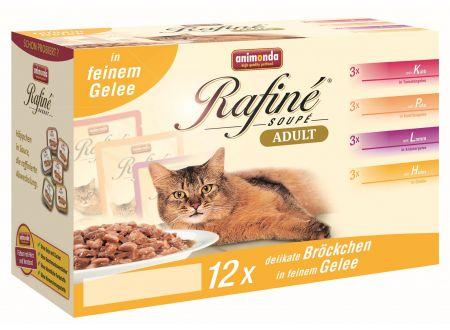 Animonda Cat Rafiné Soupé Multipack 2 Adult 12e...