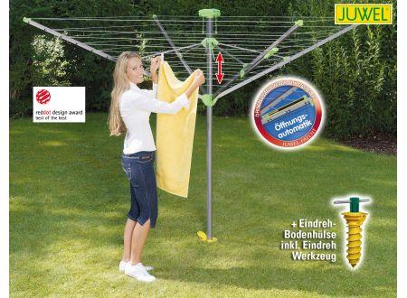 Jöcker Waeschespinne Nova Plus Evolution Lift bei handwerker-versand.de günstig kaufen