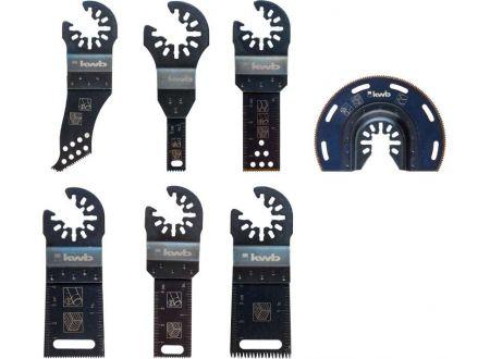KWB Multi-Tool-Set 7-teilig bei handwerker-versand.de günstig kaufen