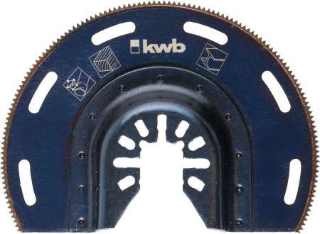 KWB Tauchsägeblatt HSS 87mm bei handwerker-versand.de günstig kaufen