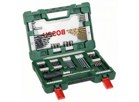 Bosch V-Line TiN-Bohrer- und Bit-Set, 91-teilig bei handwerker-versand.de günstig kaufen