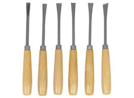 Schnitzwerkzeugsatz 6tlg. SB bei handwerker-versand.de günstig kaufen