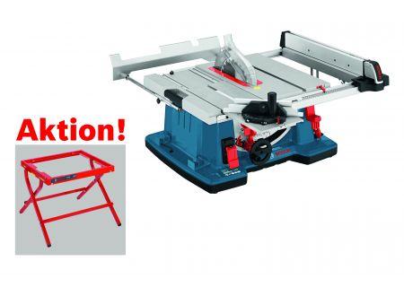 Bosch Tischkreissäge GTS 10 XC, mit Arbeitstisch GTA 6000 bei handwerker-versand.de günstig kaufen