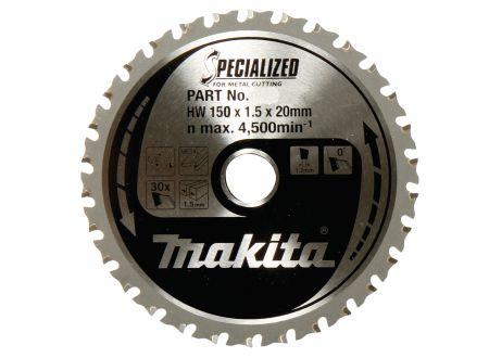 Makita Sägeblatt für Metall 150x20x52T bei handwerker-versand.de günstig kaufen
