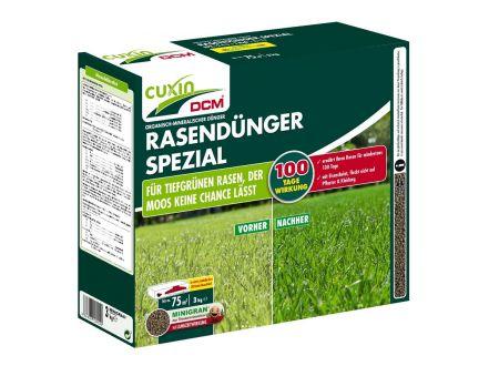 Cuxin Rasendünger Spezial Minigran 3 kg bei handwerker-versand.de günstig kaufen