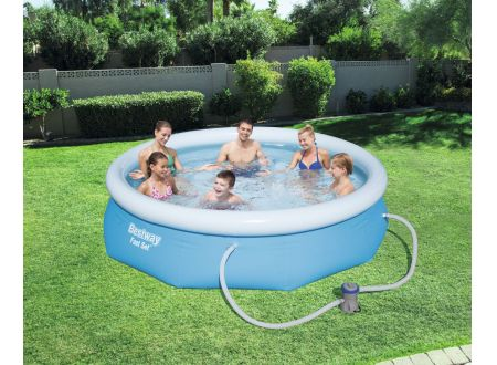 Hans Rix Fast Set Pool 305 x 76 cm