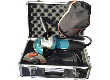 Makita Winkelschleifer 125mm im Koffer GA5030RSP1