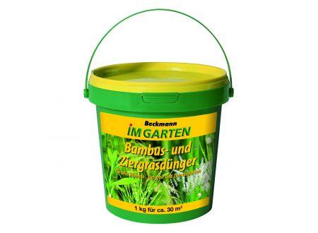 Beckmann + Brehm BIG Bambus- und Ziergrasd�ünger 1kg bei handwerker-versand.de günstig kaufen