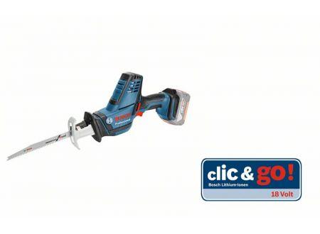 Bosch Akku-Säbelsäge GSA 18 V-LI C, Solo Version, L-BOXX bei handwerker-versand.de günstig kaufen