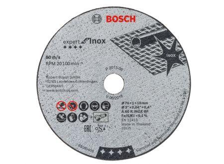 Bosch Trennscheiben A60r Inox Bf 76mm 5st Kaufen