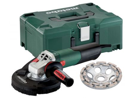 Metabo Winkelschleifer WE 15-125 HD Set GED