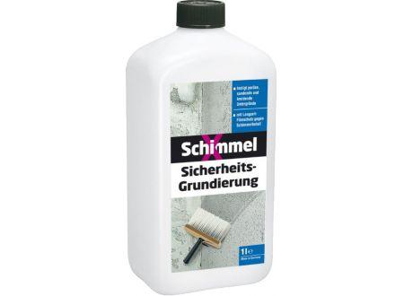 Baufan Bauchemie SchimmelX Sicherheits-Grundierung bei handwerker-versand.de günstig kaufen