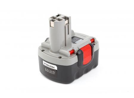 Axcom Akku 14,4V für Boschgeräte bei handwerker-versand.de günstig kaufen