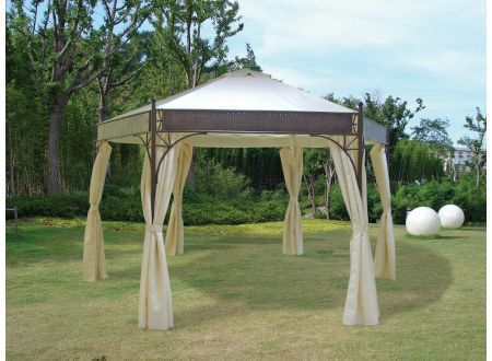 pavillon gnstig kaufen amazing siena garden dubai pavillon x m with pavillon gnstig kaufen. Black Bedroom Furniture Sets. Home Design Ideas