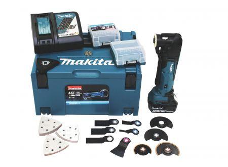 Makita Akku-Multifunk-Werkzeug 18,0V DTM51RT1J3 bei handwerker-versand.de günstig kaufen
