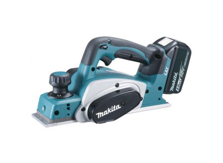 Makita Akku-Hobel 82mm 18,0V DKP180RTJ bei handwerker-versand.de günstig kaufen