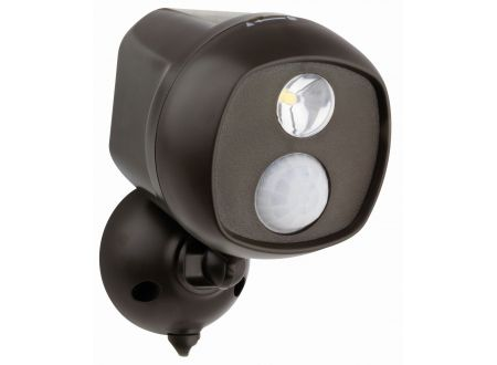 REV Ritter Batterie LED Spot groß mit Bewegungsmelder