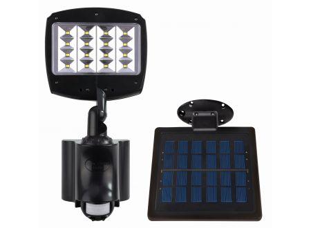 REV Ritter Solar LED Außenstrahler schwarz