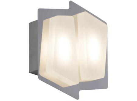 Block Wandleuchte LED chrom bei handwerker-versand.de günstig kaufen