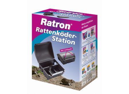 Frunol Rattenköder-Station bei handwerker-versand.de günstig kaufen
