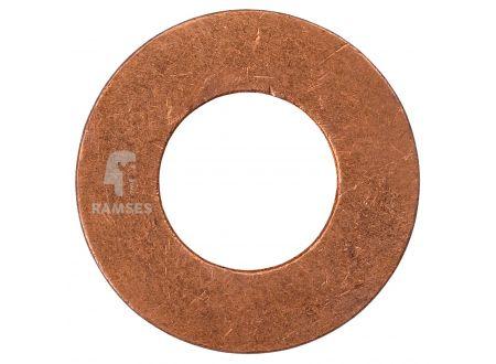 Ramses Dichtring DIN 7603 Form A Kupfer verzinkt 10,2 x 20 x 2 mm 25 St bei handwerker-versand.de günstig kaufen
