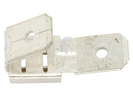 Ramses Flachstecker unisoliert 6,6 x 0,8 mm 100 Stück bei handwerker-versand.de günstig kaufen