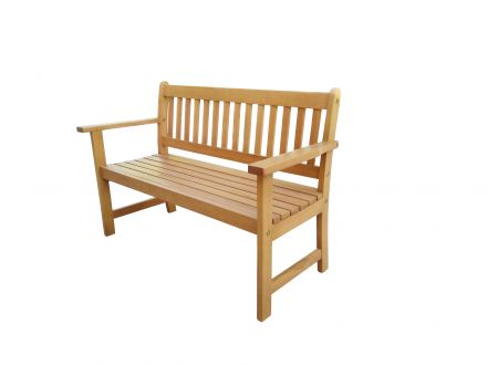 H 2-Sitzer Kinderbank Todi Eukalyptus Teakoptik