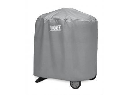 Weber Abdeckhaube Standard für Q Serie mit Rollwagen oder Stand bei handwerker-versand.de günstig kaufen