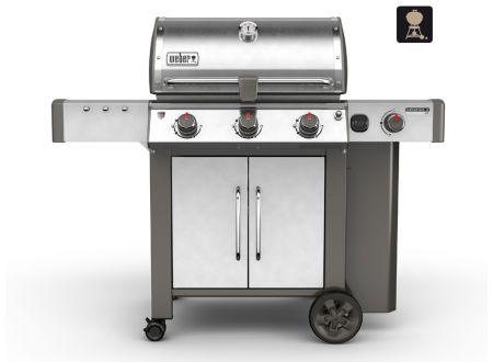 Weber Genesis® II LX S-340 GBS, Edelstahl bei handwerker-versand.de günstig kaufen