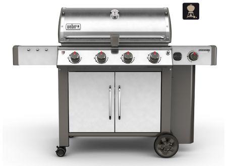 Weber Genesis® II LX S-440 GBS, Edelstahl bei handwerker-versand.de günstig kaufen