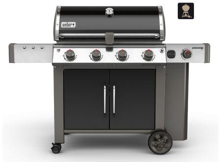 Weber Genesis® II LX E-440 GBS, Black bei handwerker-versand.de günstig kaufen