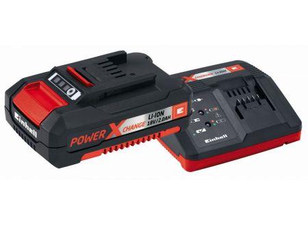 Einhell Power-X-Change Starter Kit 18V 2,0Ah PXC Starter Kit bei handwerker-versand.de günstig kaufen