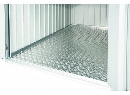 Bodenplatte zu MiniGarage 109x190 cm bei handwerker-versand.de günstig kaufen