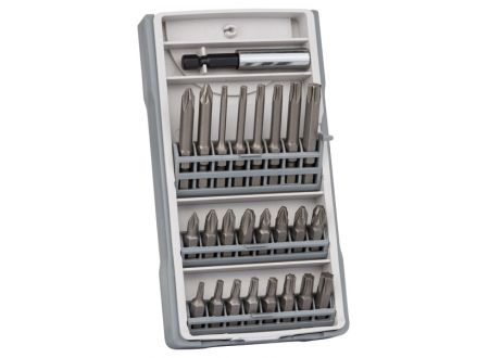 Bosch Schrauberbit-Set, 25-tlg bei handwerker-versand.de günstig kaufen
