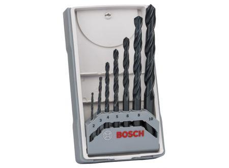Bosch Metallbohrer-Set HSS-R, DIN 338, 7-tlg bei handwerker-versand.de günstig kaufen