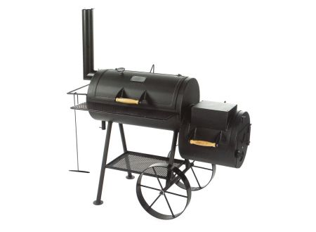 THÜROS Smoker-Barbecue-Grill 5-6 mm Stahlblech