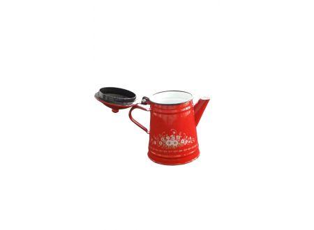 Deko - Kaffeekanne 1 Liter bei handwerker-versand.de günstig kaufen