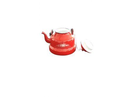 Deko - Wasserkessel rot bei handwerker-versand.de günstig kaufen