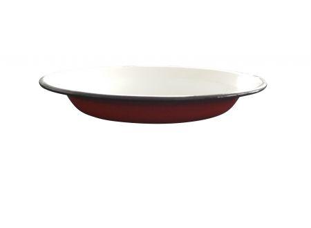 Suppenteller rot bei handwerker-versand.de günstig kaufen