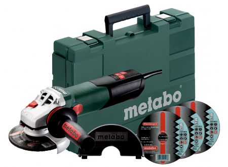Metabo Winkelschleifer W 12-125 Quick bei handwerker-versand.de günstig kaufen