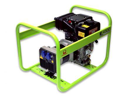 Pramac Stromerzeuger E4500-SYH Diesel bei handwerker-versand.de günstig kaufen