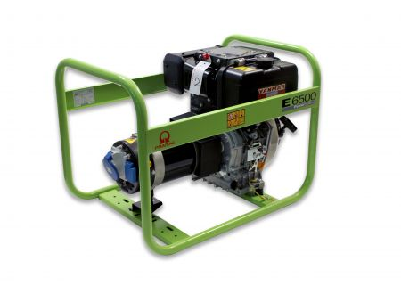 Pramac Stromerzeuger E6500-SYH Diesel bei handwerker-versand.de günstig kaufen