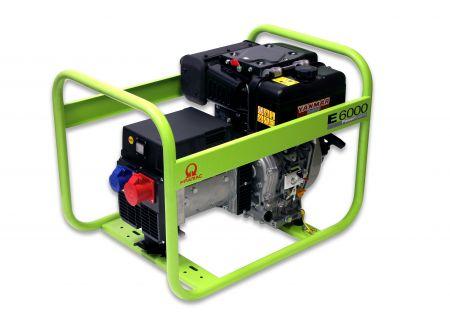 Stromerzeuger E6000-TYH Diesel