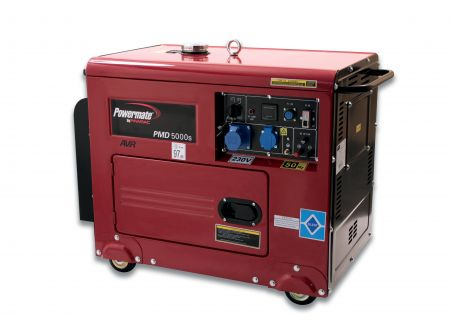Pramac Stromerzeuger PMD 5000s