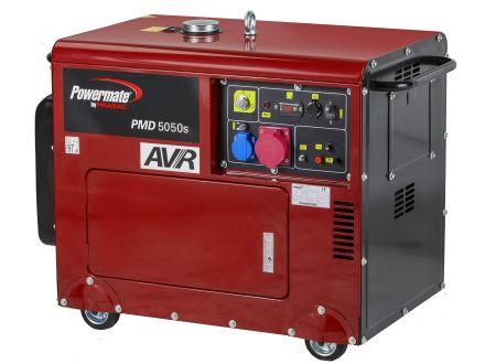 Pramac Stromerzeuger PMD 5050s